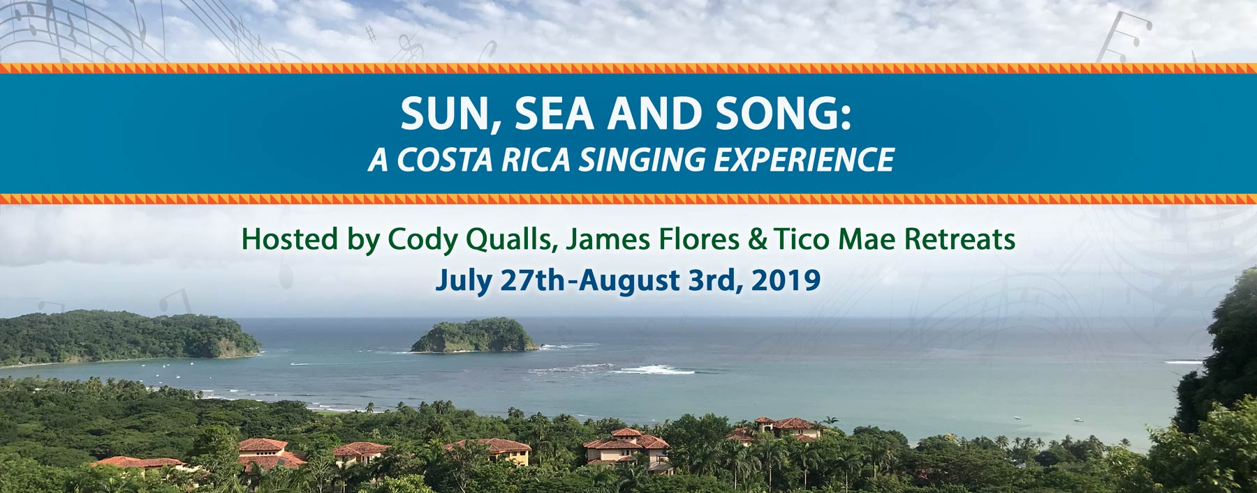 Sun, Sea And Song - A Costa Rica Singing Experience - Tico Mae Retreats